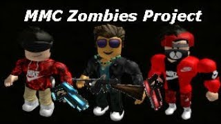 Roblox MMC Zombie Project with Cousins