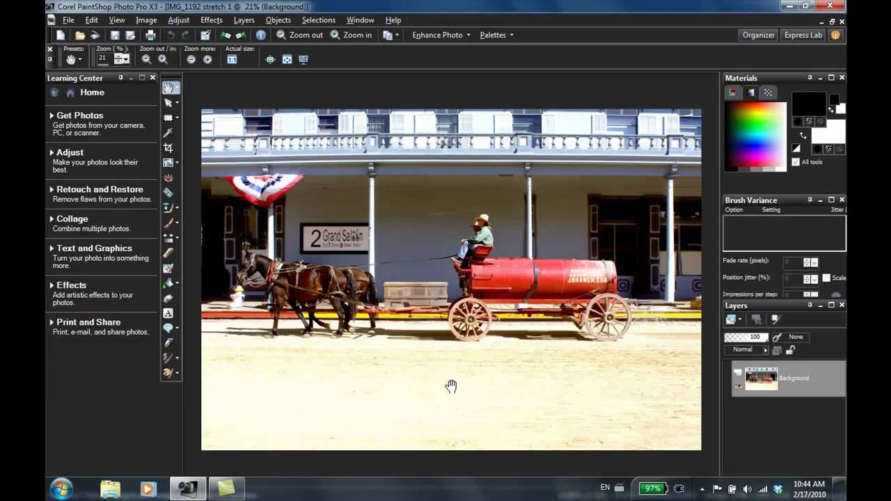 Corel PaintShop Photo Pro X3 Download (Free trial) - Corel Paint Shop Pro