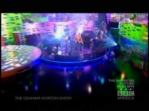 Cyndi Lauper Into The Nightlife- Graham Norton