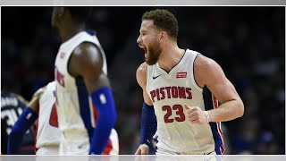 Pistons vs. Clippers final score: Pistons win for Blake in his first game back in LA, 109-104