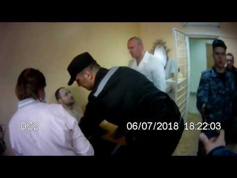 Владимирская ИК 3  Последние минуты жизни заключённого Гора Овакимяна