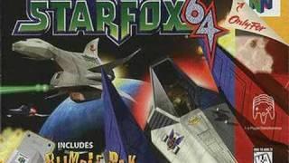 Star Fox 64 Soundtrack  - Venom Tunnels Resimi