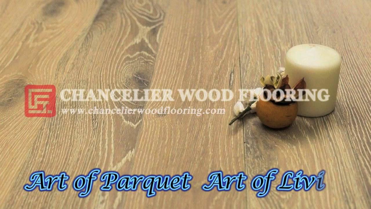 oak herringbone wood flooring manufacturer - YouTube