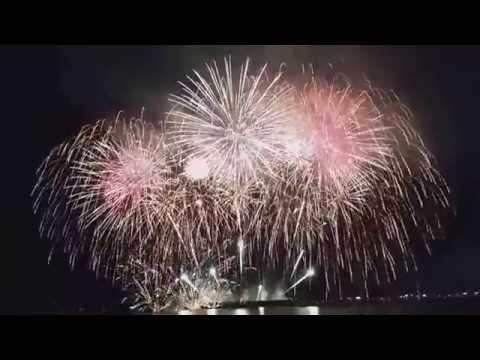 2015 HSBC Celebration of Lights featuring Brazil