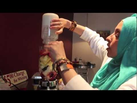 Nadoona Fit for Allah Smoothie Recipe