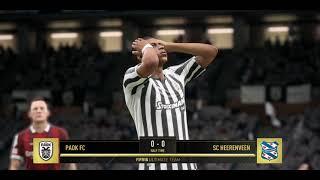 FIFA 18_PAOK FC - SC HEERENVEEN