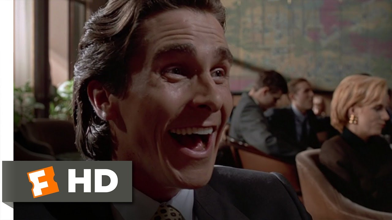 American Psycho Quotes American Psycho 512 Movie Clip  Ed Gein's Philosophy Of Women