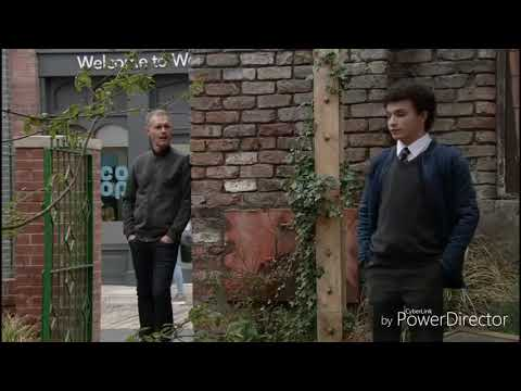 Coronation Street - Simon Opens Up To Nick Over His Troubles (17th October 2018)