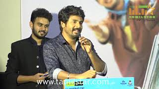 Mr.Local  Movie Press Meet