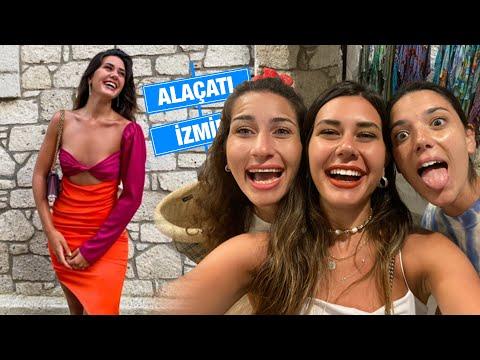 Olaylı Alaçatı Vlog   Frenimiz Patladı!