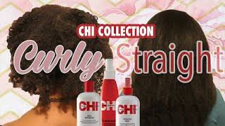 product Review CHI Silk Infusion