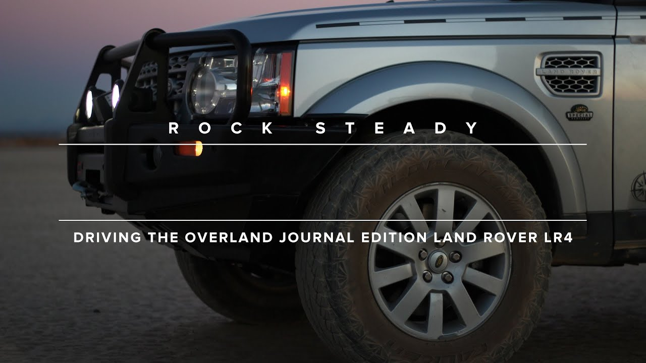2013 Land Rover Lr4 Overland Journal Edition Youtube