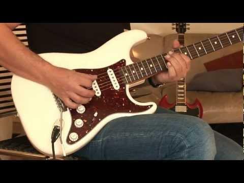 Fender Lonestar Deluxe Stratocaster