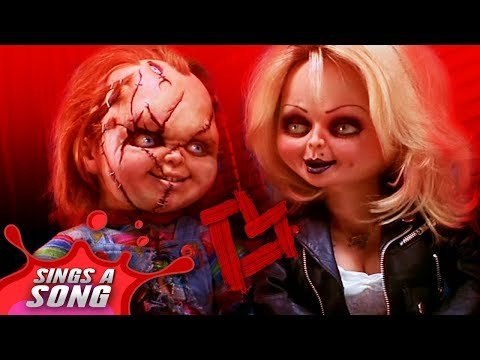 The Chucky/Tiffany Love Song (I Kissed A Doll) (Childs Play Horror Halloween Parody)