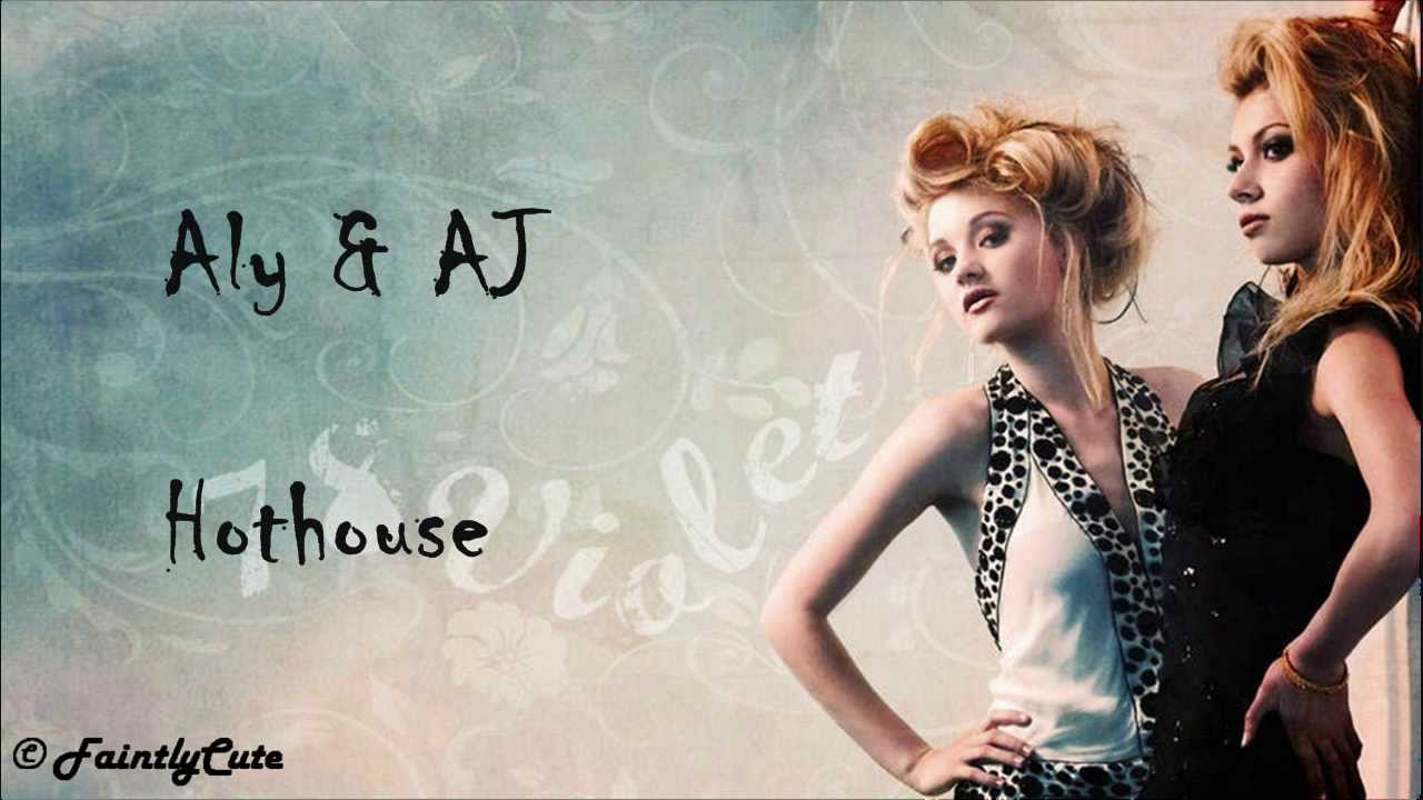 ALY & AJ - COLLAPSED LYRICS - SongLyrics.com