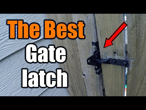 the-best-gate-latch-for-your-fence-and-how-to-install-it-|-the-handyman-|