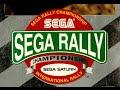 Classic Game Room - SEGA RALLY CHAMPIONSHIP review for Sega Saturn!