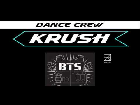 [krushcrew]B.T.S. - Intro+N.O Mix cover dance[Office Worker K-POP Cover Dance Club] [직장인케이팝커버댄스동호회]