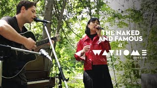 """The Naked and Famous perform """"Young Blood"""" live at WayHome chords 
