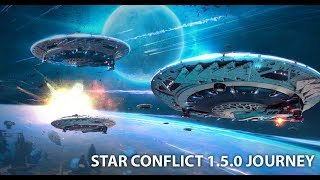 Star Conflict 1.5.0 Journey. Review