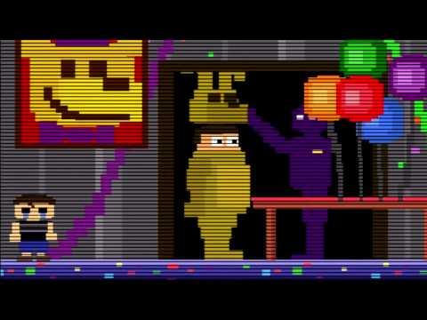Download video purple guy easter egg in fnaf 4 five nights at freddy
