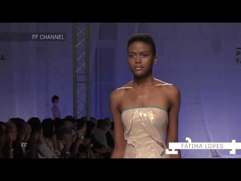Fatima Lopes | Spring Summer 2017 Full Fashion Show | Exclusive thumbnail