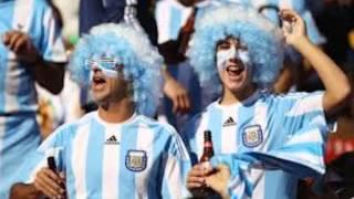 أجمل الأرجنتينيات الجميلات في مونديال البرازيل 2014