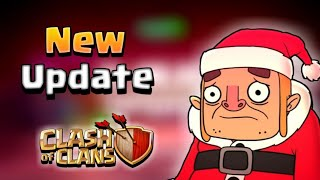 COC Christmas Update 2018 - Santa Surprise udpate || Event Details || Clash of clans