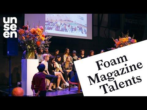 Unseen 2016: What's Next? Foam Magazine Talents