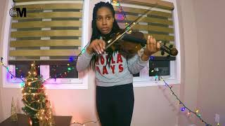 Merry Little Christmas -Nat King Cole | Violin Cover by Jade Alexander