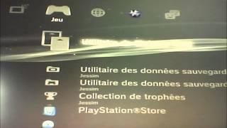 J'arrive pas a mettre des jeux de PS2 dans PS3 alors que j'ai tout fait normalment