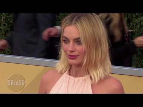 Margot Robbie's paranoia   Daily Celebrity News   Splash TV