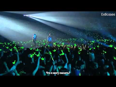 B.A.P - Live on Earth Seoul Wanted 2013 (рус.суб)