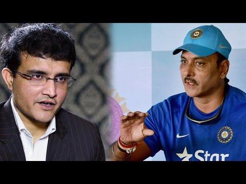 Sourav Ganguly was Disrespectful Accuses Ravi Shastri