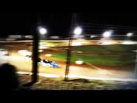 Terry Poore racing 411 motor speedway