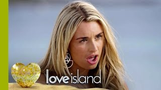 Rachel Is Shocked To Find Out That Rykard Slept With Olivia - Love Island 2016