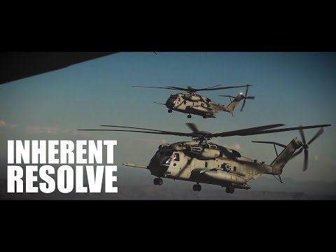 Operation Inherent Resolve | Marines