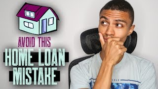 Home Loan Applications and Credit Repair || Home Loan Application Mistake to Avoid