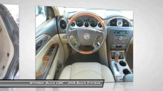 2008 Buick Enclave Forest Lake Minneapolis MN 14213A