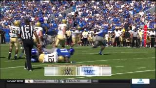 Vanderbilt vs Kentucky 2014 Football Full Game HD