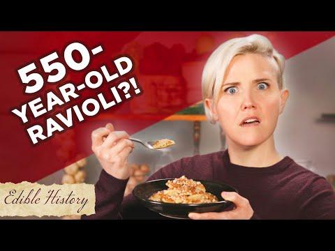 I Tried A 550-Year-Old Ravioli Recipe • Tasty