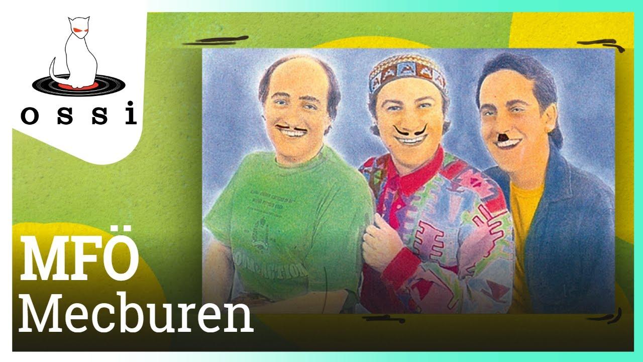Mazhar Fuat Özkan - Mecburen (Official Audio)