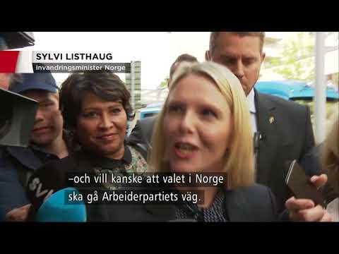 Norsk-svensk politisk irritation - Nyheterna (TV4)