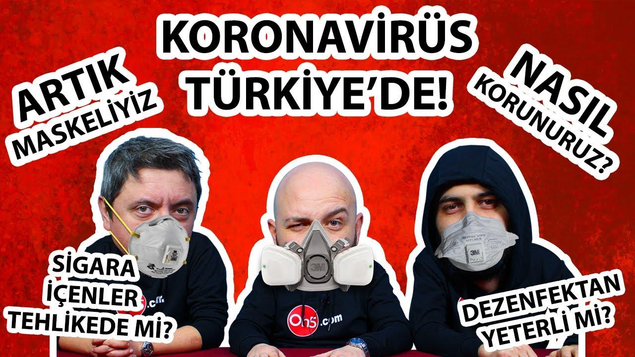 CORONA VİRÜSÜ TÜRKİYE'YE GELDİ! | SİGARA İÇENLER KORONA'DAN ÖLÜR MÜ?