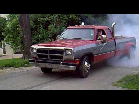 93 Dodge Cummins >> 93 dodge cummins - YouTube
