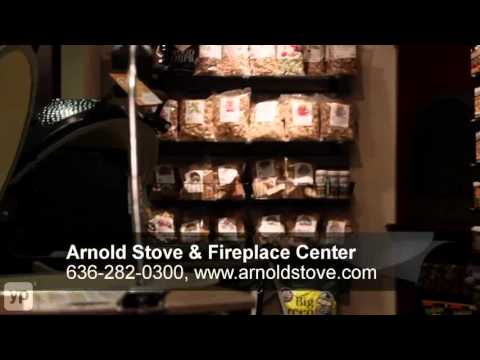 Arnold Stove & Fireplace | Arnold, MO | BBQ Grills | Gas Log - YouTube