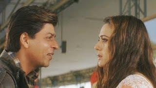 Dialogue   Sarhad Paar Ek Aisa Shaks Hai   Veer-Zaara   Shah Rukh Khan   Preity Zinta