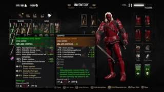 Witcher 3 Blood & Wine best level-scaling Relics: the Hen Gaidth Armor Set & Steel Sword
