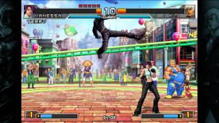 THE KING OF FIGHTERS 2002 UNLIMITED MATCH Gameplay PC