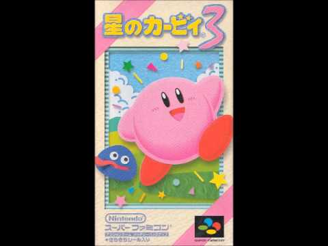 Kirby's Dreamland 3 - Sand Canyon 3 Extended